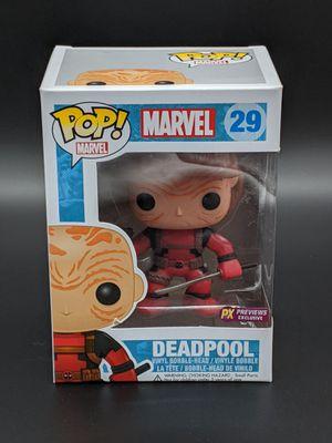 Deadpool Red Suit PX Funko Pop 29 for Sale in San Jose, CA