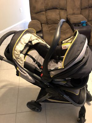 Baby stroller and car seat for Sale in Phoenix, AZ