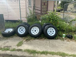 Trailer tires for Sale in Houston, TX