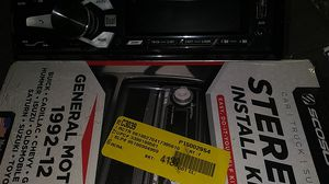 DUAL Bluetooth Car Sterro W Install kit for Sale in Fairfield, CA