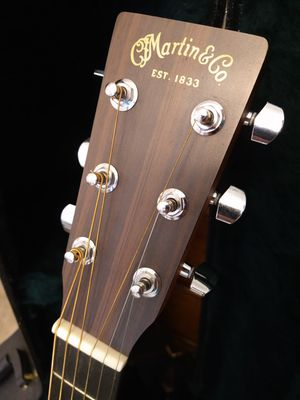 Martin Acoustic Electric Guitar + Martin Case for Sale in Irving, TX