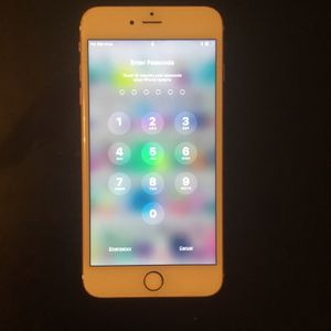 iPhone 6s+ for Sale in Pittsburgh, PA