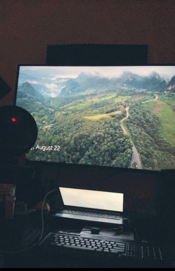 "55"" 4k UHD HDR smart tv Need Gone"