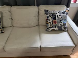 Beige couch for Sale in Baltimore, MD