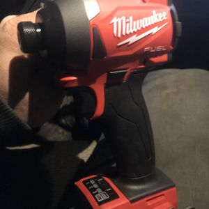 Milwaukee M18 Fuel Gen3 Impact Driver for Sale in Monroe Township, NJ