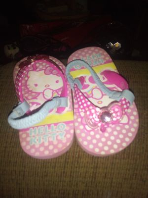 Hello Kitty slippers for Sale in Alvin, TX