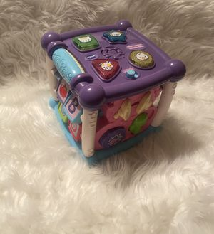 Baby/Kids Activity Cube Toy for Sale in Fresno, CA