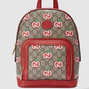 Gucci Cherry Set (backpack & shoes) for Sale in Los Angeles, CA