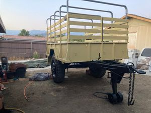 TRAILER M1 military CHEAP has title and plates for Sale in Mentone, CA