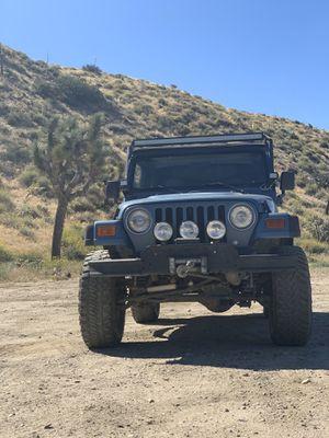 Jeep Wrangler for Sale in Fontana, CA