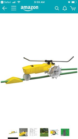 Nelson Traveling Sprinkler RainTrain 13,500 square feet for Sale in Dearborn, MI