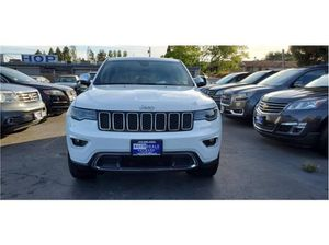 2017 Jeep Grand Cherokee for Sale in Hayward, CA