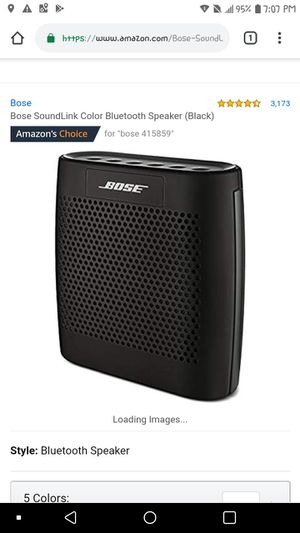 Bose for Sale in San Antonio, TX