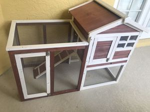 Bunny hut . Brand new . $100.00 for Sale in Port St. Lucie, FL