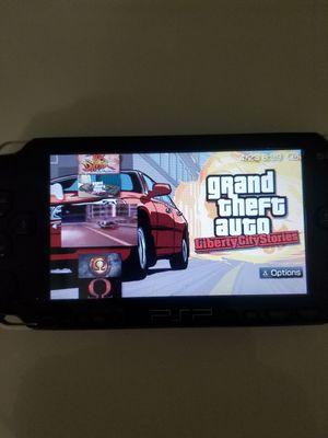 Modded PSP 1000 w/ over 1000 Games (PSP, PS1, Sega Genesis, N64, Gameboy Color & Advance and Super Nintendo Games) for Sale in Riverside, CA