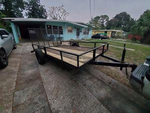 7×12 trailer 900$ for Sale in Orlando, FL