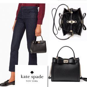 Kate Spade black mini handbag/crossbody for Sale in Salem, OR