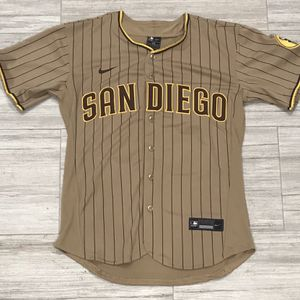 Tommy Pham San Diego Padres Adult Medium M Jersey Stitched #28 MLB Baseball Friars for Sale in San Diego, CA