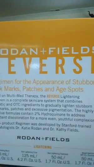 RODAN + Fields Regimen for the Appearance of stubborn Dark Marks, patches and age spots for Sale in Inglewood, CA