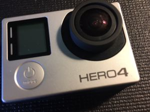 Go Pro Hero 4 and some xtras for Sale in South Miami, FL