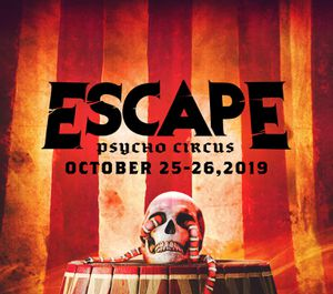 Escape 2 day General Admission Ticket for Sale in Fontana, CA