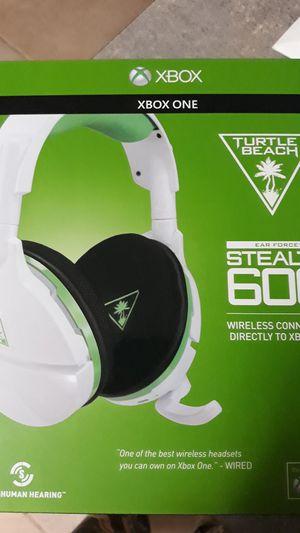 Turtle beach stealth 600 Xbox 1 Wireless Headset for Sale in Port Richey, FL