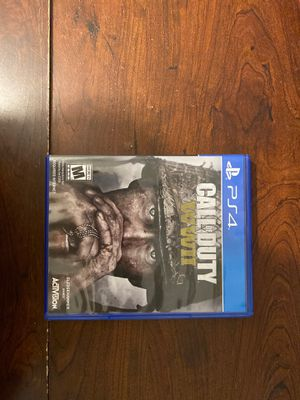 Call Of Duty: WWII for Sale in Orosi, CA