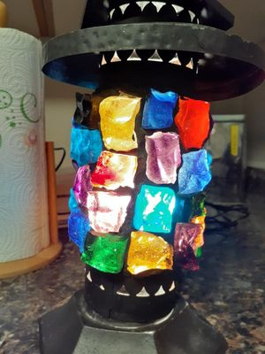 Antique steampunk lantern for Sale in Murray, UT