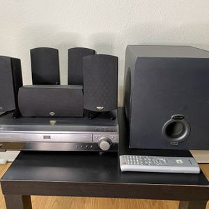 Amazing Klipsch 5.1 Home Theater System for Sale in Scottsdale, AZ