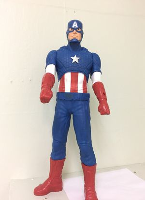 20 inch adjustable Captain America for Sale in North Andover, MA