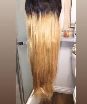 Ombré Blonde Human Hair Extentions for Sale in San Bernardino, CA