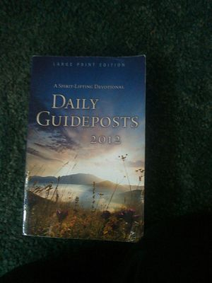 Daily Guideposts,book for Sale in Hoquiam, WA