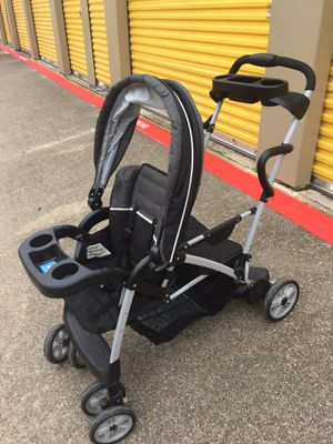 Double Carrier Stroller for Sale in Mansfield, TX