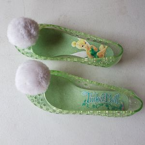 TinkerBell Flats for girl's size 11/12 for Sale in Aurora, CO