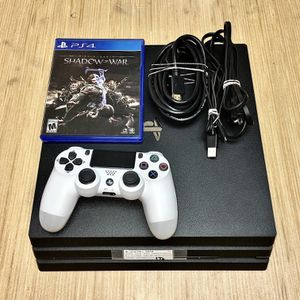 Sony Playstation 4 Pro PS4 1TB Model (Aw-cb319) for Sale in Fort Lauderdale, FL
