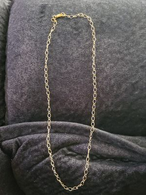18kt Gold Necklace for Sale in Allendale, MI