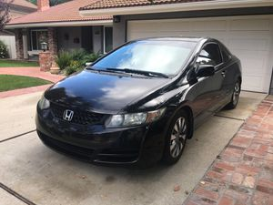 09 Honda Civic EX manual *mechanic special* for Sale in Corona, CA
