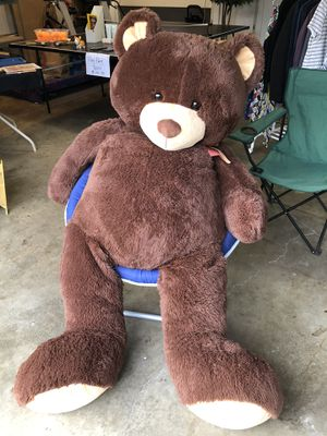 Life Size Teddy Bear for Sale in Troutdale, OR