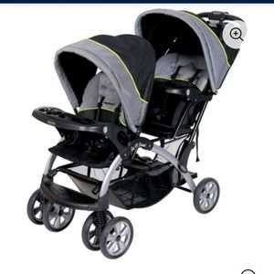 Baby Trend Sit and Stand Double Stroller for Sale in Hoquiam, WA