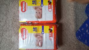 Brand New Size1 Huggies Diapers 2Packets for Sale in Plano, TX