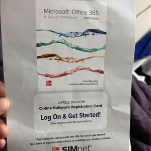 Microsoft Office 365 2019 Edition for Sale in Scottsdale, AZ