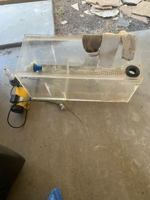 Fish Tank Sump and Pump for Sale in Los Angeles, CA