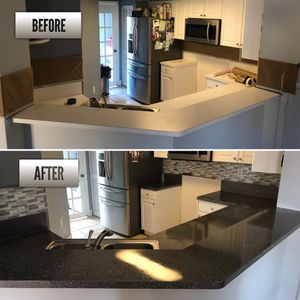 If you want to renovate your bathrooms and kitchen, we have the solution. Refinish it with us!! 😎 for Sale in Pompano Beach, FL