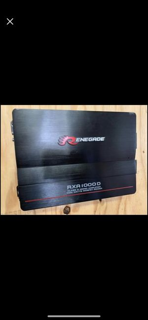 Renegade amplifier for Sale in Lake Wales, FL