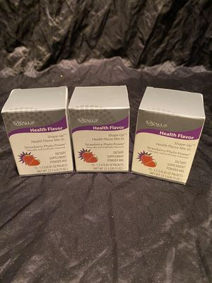 3 Boxes of Visalus Shape Up Health Flavors Mix in for Sale in Celebration, FL