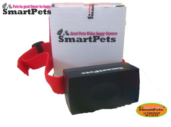 New pets no bark static shock training collar