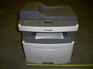Lexmark x264dn All-in-One Laser printer for Sale in Sierra Vista, AZ