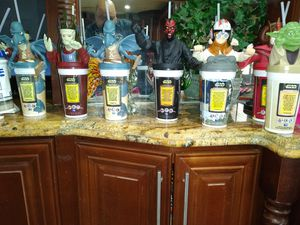 🌎 XXL STAR WARS COLLECTIBLE CUPS! 🌎 for Sale in Doral, FL