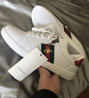 Unisex Gucci Sneakers sz 41 .5 ( 9 US Men ) new / no box for Sale in Silver Spring, MD