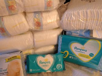 Pampers Diaper Bundle ((New)) for Sale in Fontana,  CA